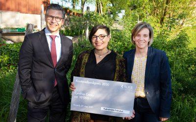 Gewinnerin Kantonalbankpreis 2020